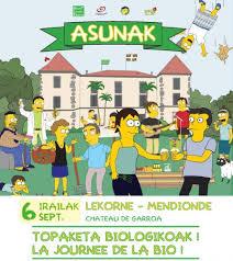 Asunak - LA JOURNEE DE LA BIO !